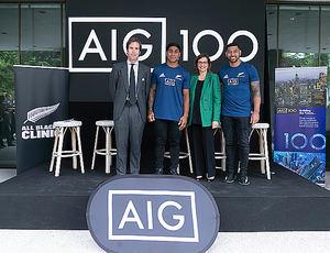 AIG celebra su centenario con el propósito de seguir innovando para ayudar a sus clientes a afrontar el futuro sin miedo