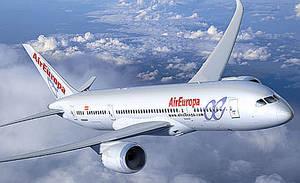Air Europa oferta 10.300 plazas adicionales a Canarias y Baleares en Semana Santa