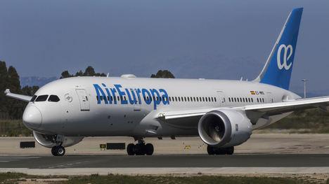 Air Europa optimiza su segregación de residuos a bordo