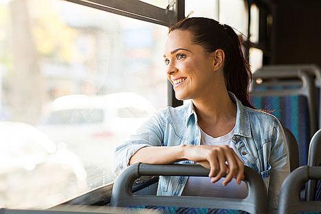 Los millennials y centennials destinan al transporte un 13% del total de lo que gastan