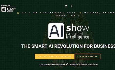 Accenture, Philips, LG, Seat, Pfizer y Sizmek entre los protagonistas de la segunda edición de AIshow