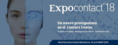 AIVO estará presente en el ExpoContact'18