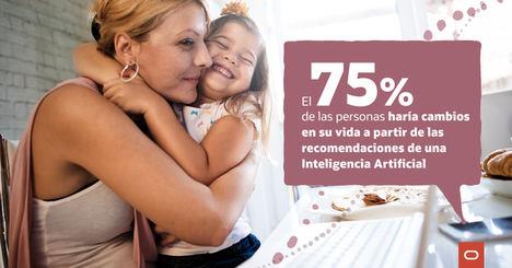 El 82% de las personas cree que la Inteligencia Artificial puede apoyar su trayectoria profesional mejor que los humanos