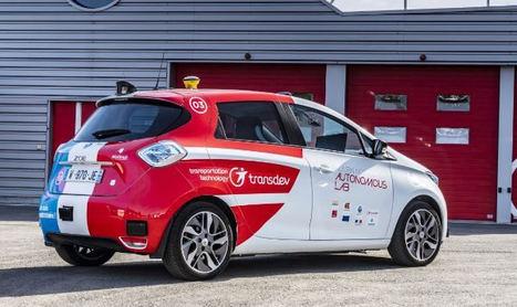AKKA Technologies colabora en el diseño del primer taxi autónomo en Europa