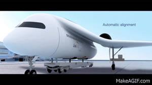 AKKA Technologies presenta el Link & Fly, una nueva versión de los aviones del futuro