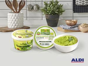 El guacamole de ALDI, entre los productos preferidos de los consumidores con más de 2.600 unidades vendidas al día