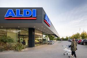 ALDI es la cadena de supermercados que más crece en superficie comercial