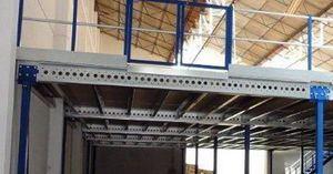 Soluciones para aumentar la superficie horizontal en almacenes