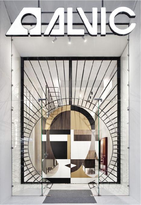 ALVIC inaugura Hermosilla 77, su nuevo showroom de innovación y diseño que participará en el Madrid Design Festival