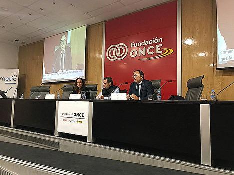 AMETIC y Fundación ONCE trabajan para que las soluciones tecnológicas se conviertan en un aliado de la inclusión social