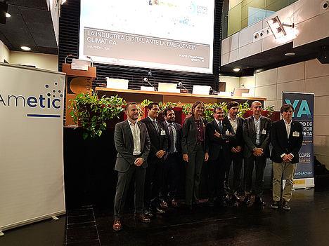 """AMETIC participa en la COP25 bajo el título """"La industria digital ante la emergencia climática"""""""
