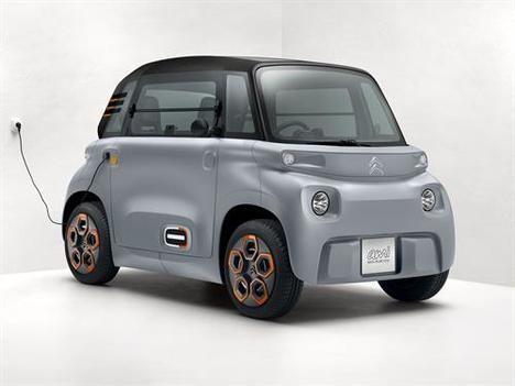AMI, la movilidad 100% eléctrica accesible para todos según Citroën