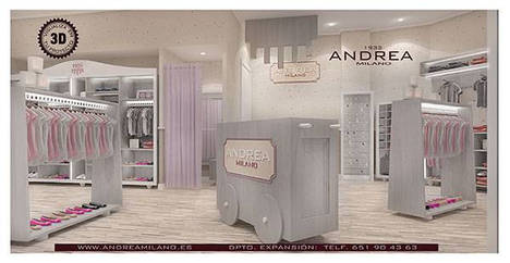 Andrea Milano 1932 abre nueva tienda en León