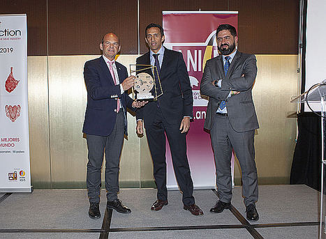 Meat Attraction recibe el Premio ANICE 2019