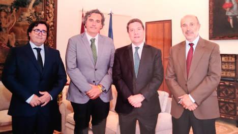 Anpier ha pedido a García-Page que lidere un impulso de la generación social frente al bloqueo normativo estatal