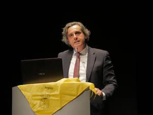 Presidente de Anpier, Miguel Ángel Martínez-Aroca.
