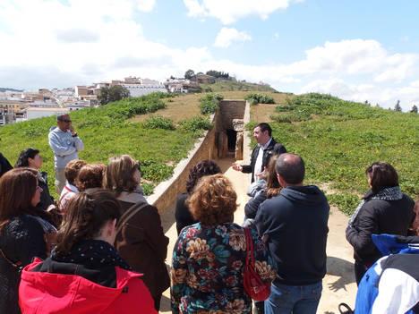 Arkeotravel, una empresa de servicios turísticos, promocionando el patrimonio histórico de Andalucía