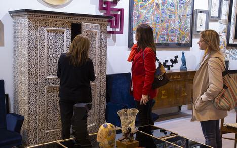 ANTIK PASSION Almoneda se celebrará en junio como la mayor cita de arte y antigüedades del primer semestre del año