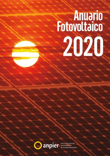 Anpier presenta el Anuario Fotovoltaico 2020