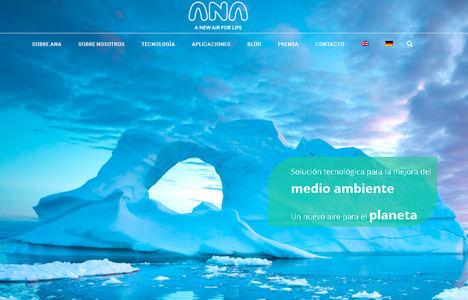 Centros de investigación europeos reconocen el potencial de ANA® como tecnología de captura de CO2 con huella de carbono negativa