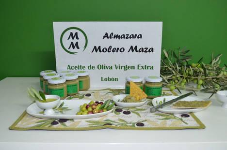 La microalmazara Molero Maza presenta en Biocultura un producto untable con aceite de oliva y espirulina