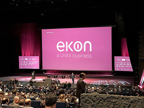 Clientes y partners disfrutan en Barcelona del V Congreso Nacional de Directivos, organizado por APD y copatrocinado por ekon
