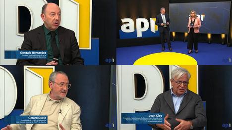 API España crea un distintivo para identificar a agentes con un estándar profesional elevado y adheridos a un código ético