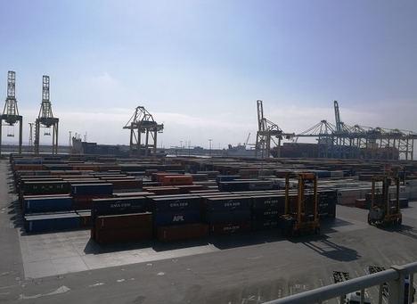 APM Terminals Barcelona mantiene la normalidad en la operativa pese a la crisis del Covid-19