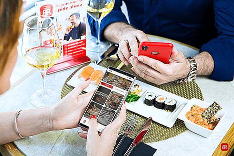 La startup BR Bars & Restaurants estará en Fitur 2020 presentando su innovadora app para pagar en hoteles sin esperas
