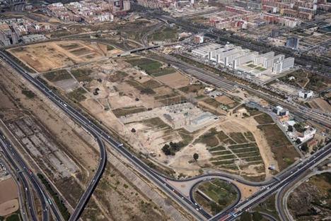 Turianova, de la promotora AQ Acentor, contará con el mayor terreno terciario dentro de la ciudad de Valencia