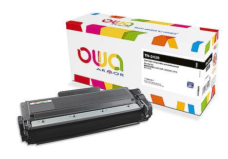 ARMOR Office Printing presenta sus nuevos éxitos de ventas OWA Brother TN 2410 y TN 2420