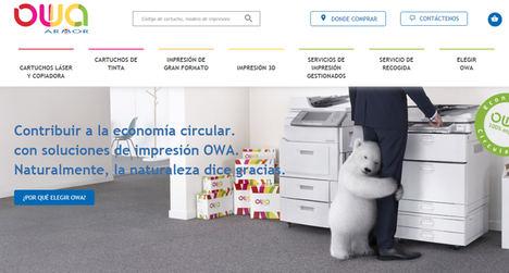 ARMOR Office Printing está reforzando su gama de consumibles remanufacturados y se ha comprometido a reducir el uso de plástico en sus envases