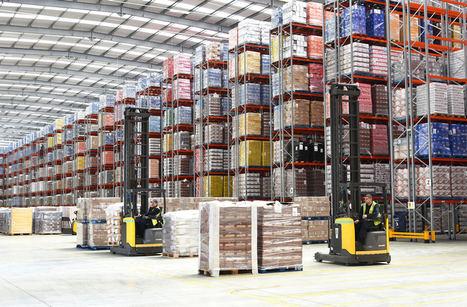 AR Racking logra 35.500 posiciones para el nuevo almacén de Boughey Distribution