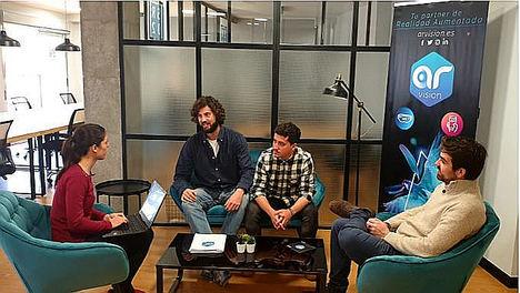 AR Vision competirá por ser la mejor Startup europea