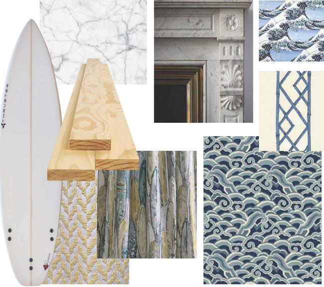 As interiorista crea el espacio blue moon en casa decor - As interiorista ...
