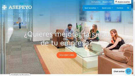 Asepeyo aumenta el número de trabajadores protegidos en la Comunidad de Madrid, superando los 829.700