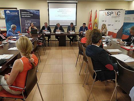 """AEDHE y ASPAC se unen para reconducir la """"cultura de la insolvencia empresarial"""" del Corredor del Henares"""