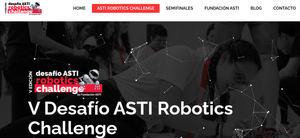 Elegidos los primeros 4 finalistas del V Desafío ASTI Robotics Challenge