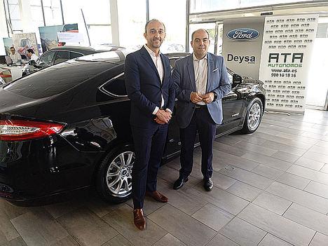 ATA y Ford Deysa apoyan a los autónomos con descuentos especiales