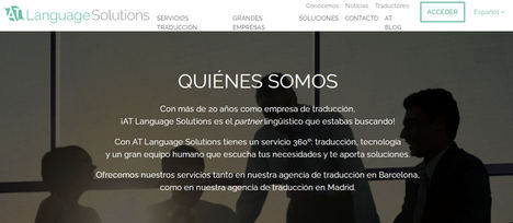 AT Language Solutions® se convierte en el distribuidor oficial exclusivo de BETC