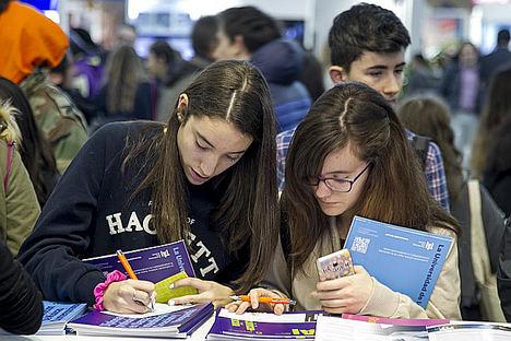 La oferta educativa más destacada del país, en ESTUDIAR EN ESPAÑA MÉXICO 2018