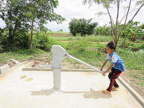 AUARA supera los 13,2 millones de litros de agua potable generada en países en vías de desarrollo