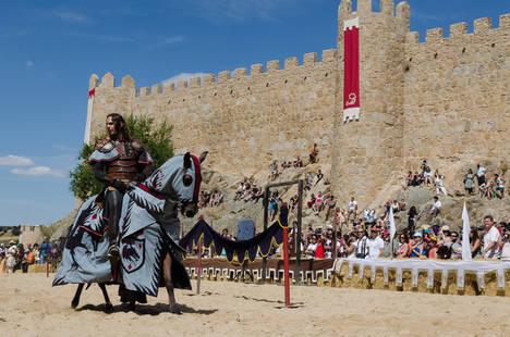 RV Edipress gestionará la comunicación de las XXI Jornadas Medievales de Ávila