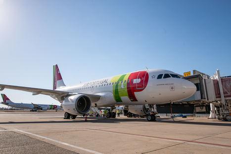 TAP vuelve a unir Gran Canaria y Tenerife con Lisboa