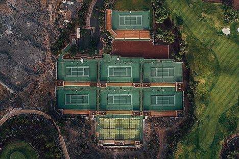 Abama Tennis Academy renueva sus instalaciones para captar stages de profesionales