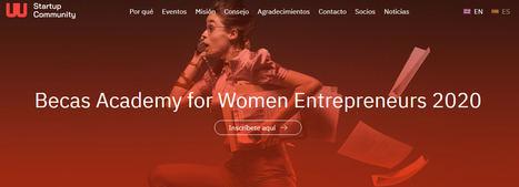 """Arranca el programa para mujeres emprendedoras """"AWE: Academy for Women Entrepreneurs"""""""