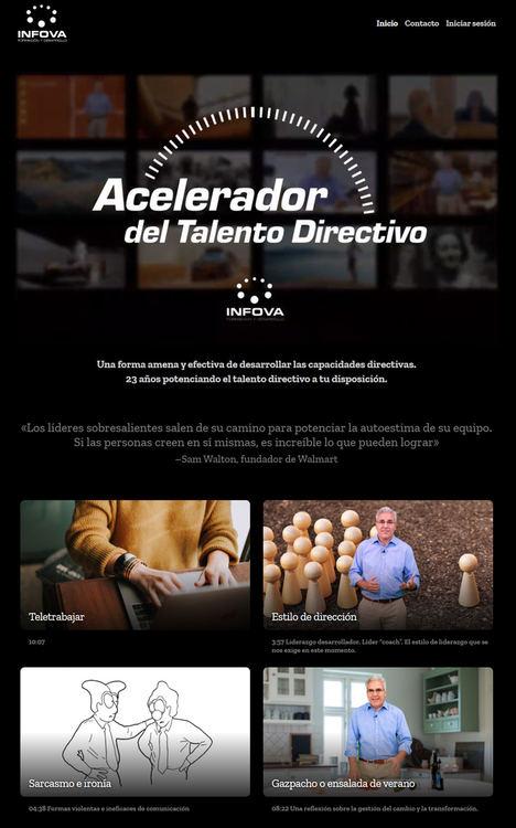 INFOVA crea el Acelerador del Talento Directivo