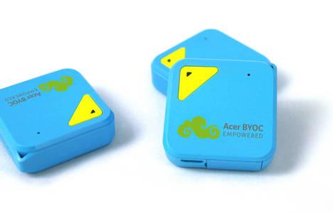 Acer presenta la solución de seguimiento de ubicación Circo S