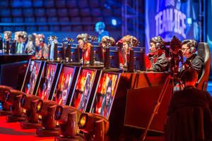 Acer vivió el All-Star de League of Legends en Barcelona