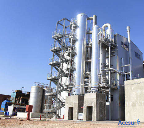 Acesur invierte 9 millones de euros en mejoras de sus instalaciones industriales